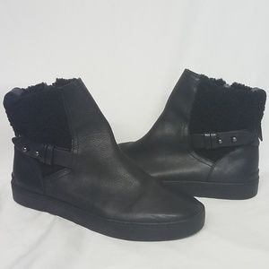 Women's size 9 Rag & Bone Black ankle boots